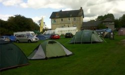 The Barge Inn Campsite @ Honeystreet