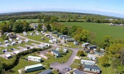 Dalston Hall Golf Club and Caravan Park