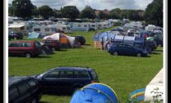Hamilton Fields-Silverstone Camping