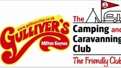 Gullivers Milton Keynes camping and caravanning club site