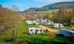 Grouse and Claret Caravan Park