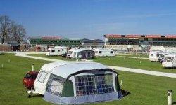 Uttoxeter Racecourse Caravan Club Site
