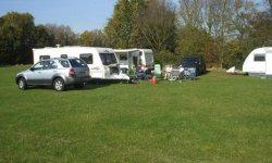 Huntsman and Hounds pub and campsite