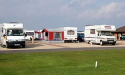 Skegness Sands Touring caravan site