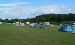 Tregedna Farm Campsite and Lodge