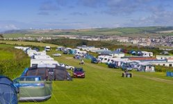 Upper Lynstone camping and touring park