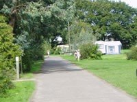 Woolsbridge manor farm caravan park