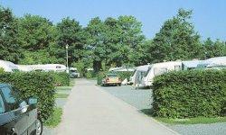 Rowntree Park Caravan Club Site