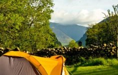 Thirlspot Farm Camping
