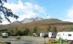 Kinlochewe Caravan Club Site