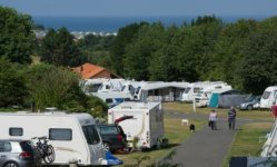 Incleboro Fields Caravan and Motorhome Club Site