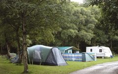 Haltwhistle Camping and Caravanning Club Site