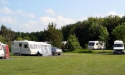 River Breamish Caravan Club Site