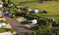 Stonehenge Campsite and Glamping Pod