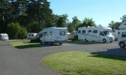 Wyatts Covert Caravan Club Site