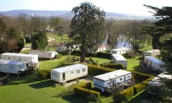 Thirkleby Hall Caravan Park