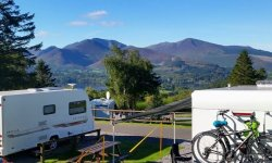 Castlerigg Hall Lake District Caravan & Camping Park