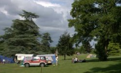 The Inside Park, touring caravan and camping park