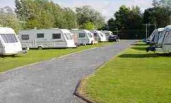 Hurlston Hall County Caravan Park