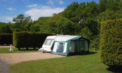 Honeybridge Park touring caravans and camping