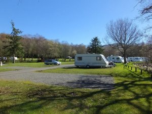 Milarrochy Bay Camping and Caravanning Club Site