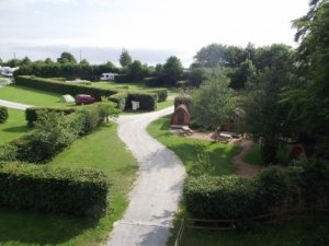 The Old Rectory Caravan and Camping Park