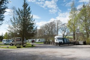 Tarland Camping and Caravanning Club Site