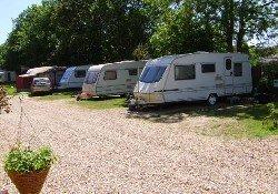Alderbury caravanning and camping park