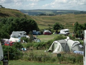Hadrians Wall Caravan & Camp Site