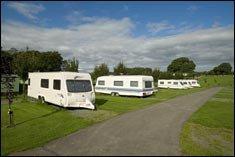 Herdwick Croft Caravan Park in Cumbria