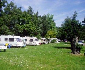Grafham Water Caravan Club Site