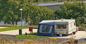 Rushin House Caravan Park