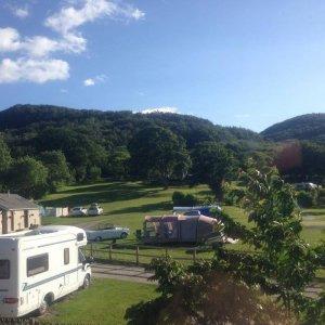 Manorafon Farm Touring And Camping