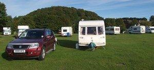 Bught Park Caravan Park and Camp Site
