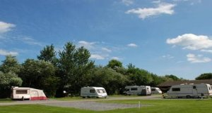 Sutton-on-sea Caravan Club Site