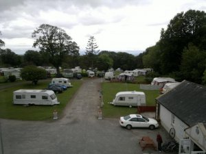 Bruce's Cave Caravan and Camp site