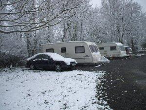 Commons Wood Caravan Club Site