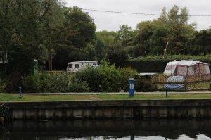 Hoe Mill Lock Campsite