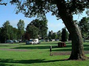 Hoddom Castle Caravan and Camping Park