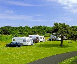 Yellowcraig Caravan Club Site