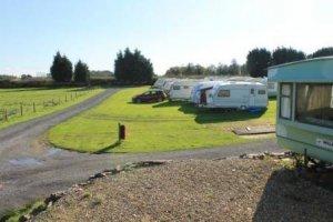 Bryncarnedd caravan park