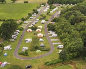 Barnard Castle - Camping and Caravanning Club Site