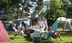 The Secret Garden Caravan & Camping Park