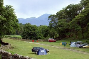 Hollows Farm Camping