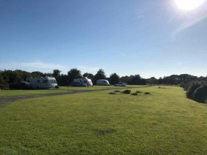 Higher Bochym Farm Caravan and Motorhome Campsite