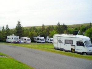 Staffin Campsite