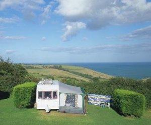 Hillhead Caravan Club Site