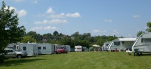 Dog Lane Fishery Caravan and Camping Park was Lakeview Camping Park