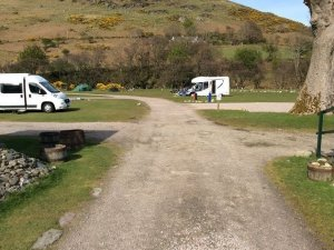 Lochranza Caravan and Camping Site