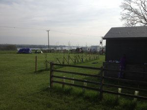 Rutland Water Camping